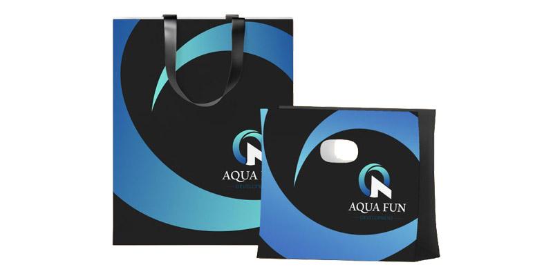 Aqua Fun Branding