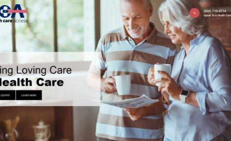 Health Care Access Website