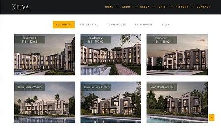 Abrag Real Estate Website