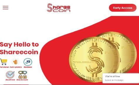 Share E-Coin Website