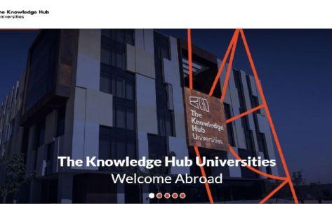 The Knowledge Hub Website