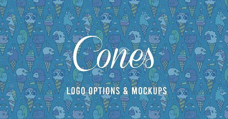Cones Soft Branding