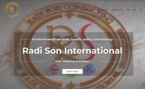 RadiSon Website